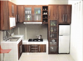 Tips on choosing kitchen set for Harga kitchen set sederhana