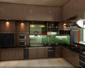 Kitchen Set Model Minimalis Modern Lunarfurniture Com