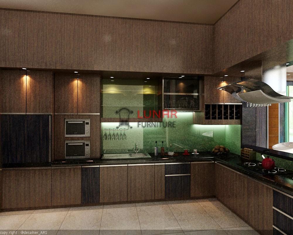 Modern minimalist kitchen set model lunarfurniture com lunarfurniture com