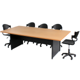 Meeting Efektif Dengan Meja Kantor Model QD 240