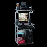 Selalu Ada Keuntungan Di Balik Desain Minimalis Meja Komputer Model HUGA 905