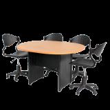 Nikmati Suasana Kerja Yang Lebih Hangat Dengan Meja Kantor Model QD 100