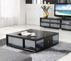 Warming The House Atmosphere With Coffee Table