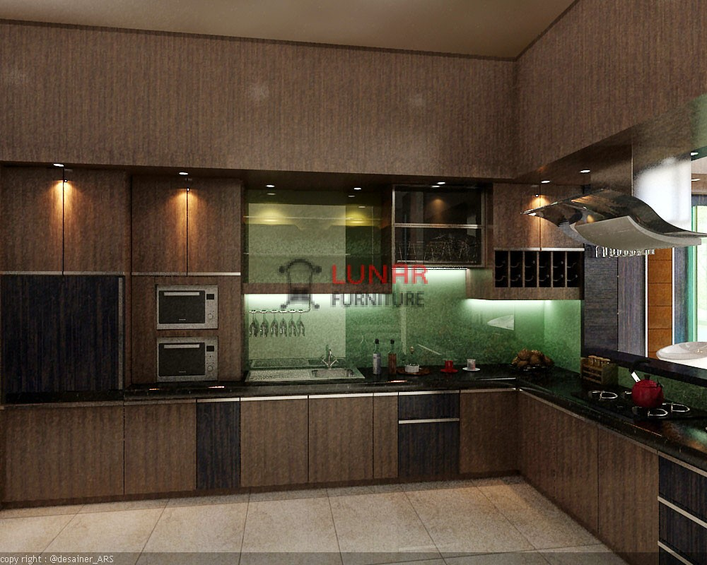 Kitchen set design 1